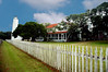 Ocracoke Lighthouse and Keeper's House ca 2005