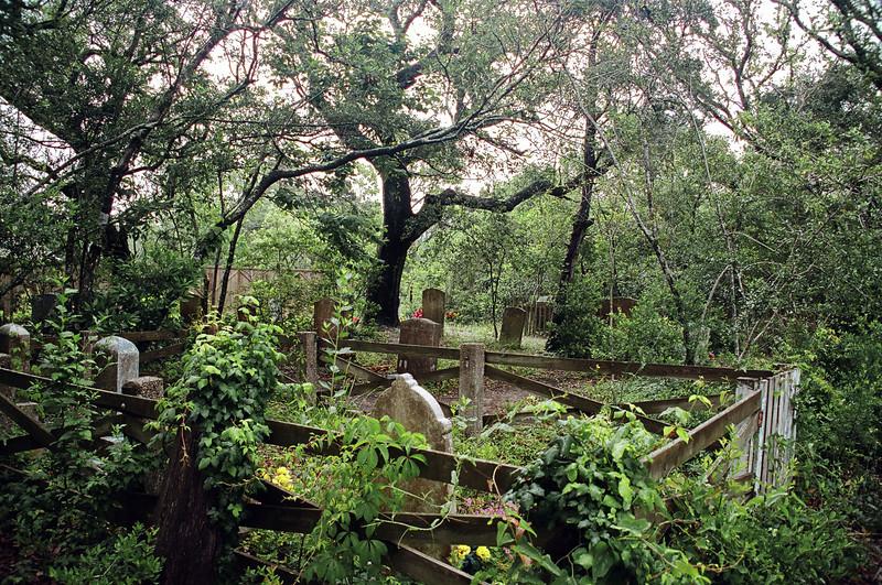 Howard Street Cemetery, Ocracoke Island NC