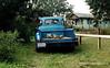 Debbie's Blue Pickup at Springer Point