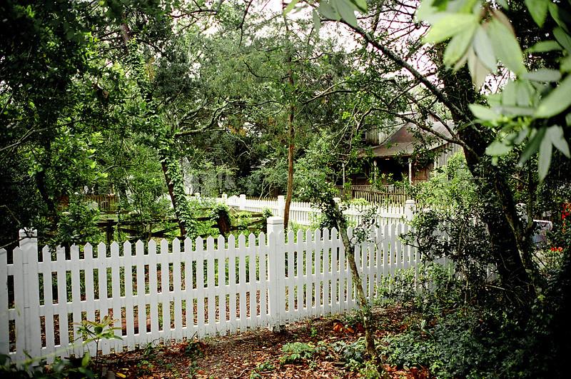Howard Street, Ocracoke Island NC