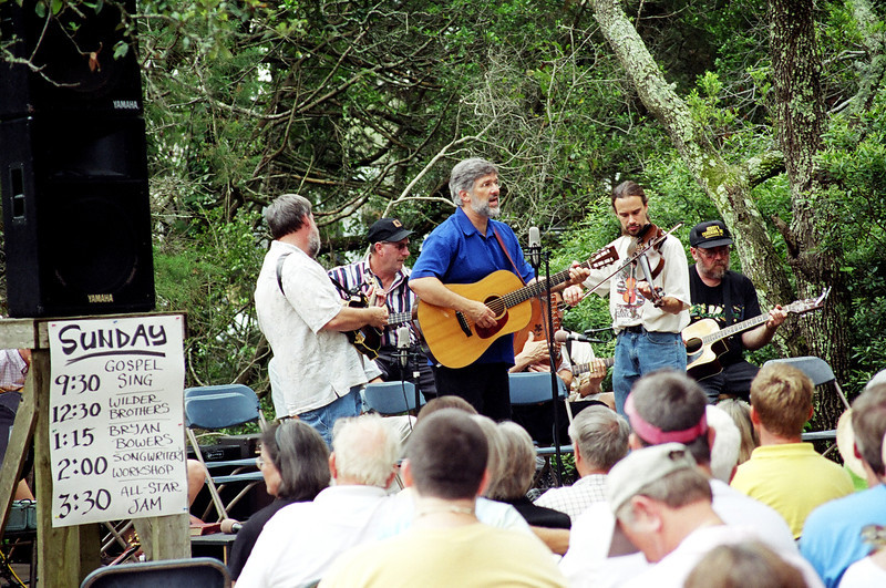 Ocracoke Festival, June 2005