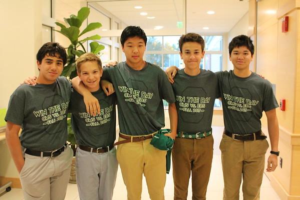 Eaglebrook Day 2015: Spirit Shirts!