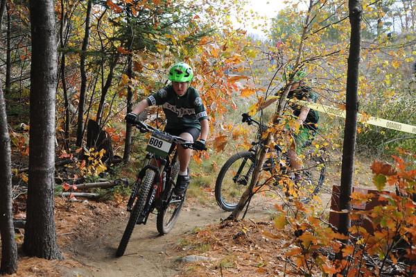 Mountain Bike Race Oct. 21, 2015