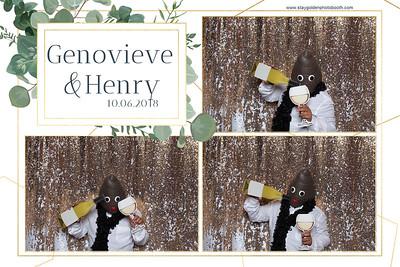 Genovieve & Henry Wedding