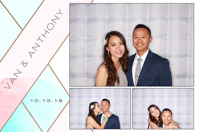 Van and Anthony's Wedding