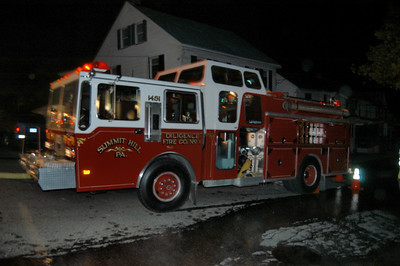 TAMAQUA STRUCTURE FIRE 10-22-2009 PICTURES AND VIDEOS BY COALREGIONFIRE