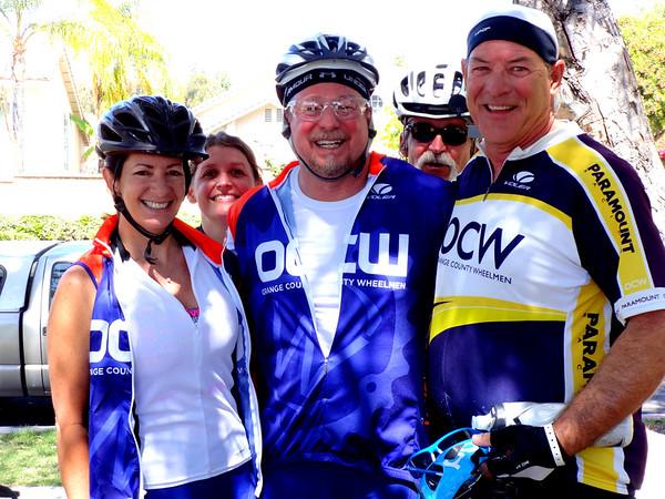 OCW Team Spring Metric Ride April 2, 2016