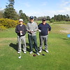 JOHN COX, MIKE SMALL & VITO ON 10TH TEE THE ADDINGTON