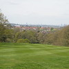 LONDON SKYLINE FROM SUNDRIDGE PARK, WEST