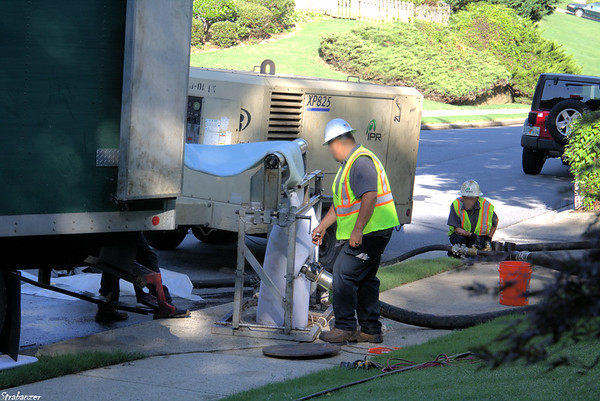 Cured-in-Place Pipe Installation<br /> Alpharetta, GA, 06/13/2019<br /> <br /> This work is licensed under a Creative Commons Attribution-<br /> NonCommercial 4.0 International License.