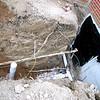 waterproofing shoreline concrete willowick footer drains ad waterproofing