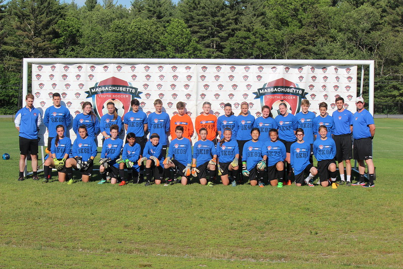 ODP Goalkeepers anc Coaches 2016