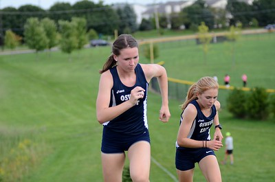 OE Cross Country Season 2016