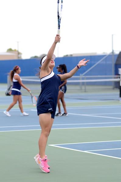 OE Girls Tennis Season 2015