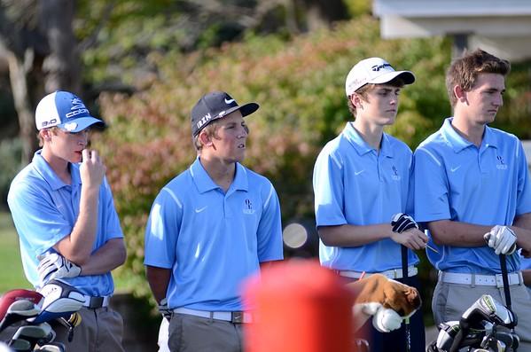 OE Golf 2015 Season