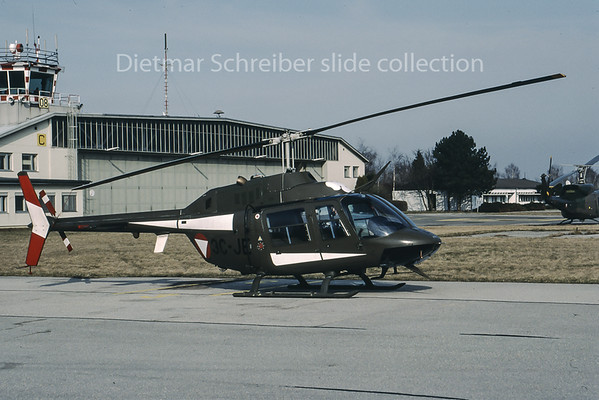 1999-03-22 3C-JE Bell 206 Austrian Air Force