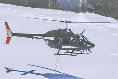 1999-04 3C-JM Bell 206 Austrian Air Force