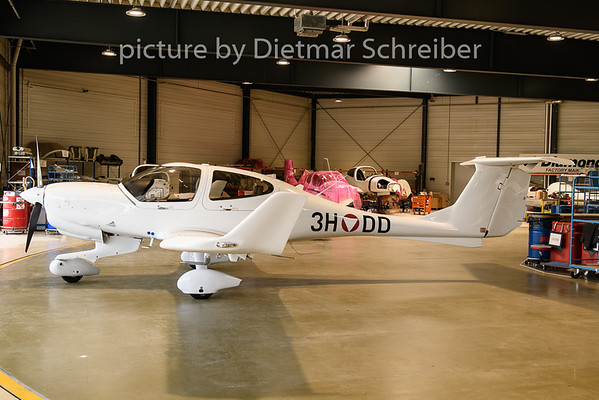 2020-07-13 3H-DD Diamond DA40 Austrian Air Force