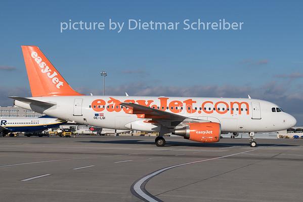 2018-12-26 OE-LQI Airbus A319 Easyjet Europe
