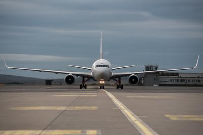 2015-11-10 OE-LAE Boeing 767-300 Austrian Airlines