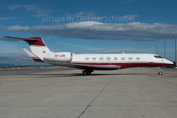 2016-06-14 OE-LZM Gulfstream 650