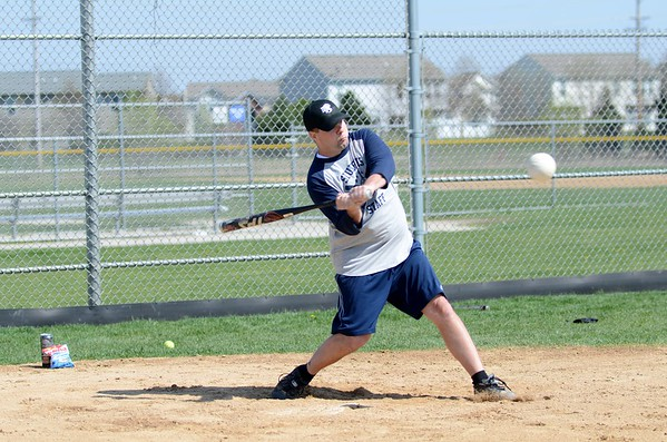 OE Student Council Vs Staff in softball