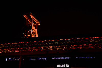 speed of light - Zollverein 2013