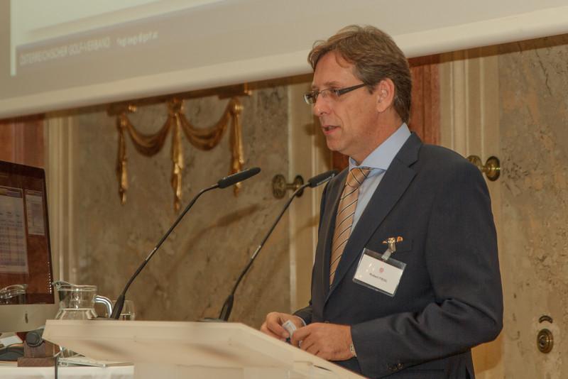 ÖGV Generalversammlung  - in Haus der Industrie, Wien, Österreich am 21. 3. 2014. Photo: Gerald Fischer