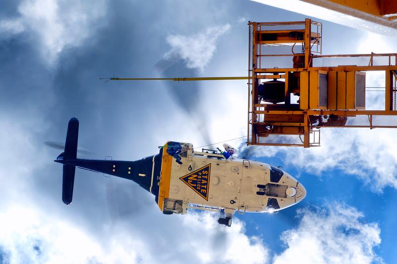 AgustaWestland<br /> Priority 1 Air Rescue<br /> New Jersey State Police AW139 New Jersey State Police