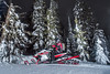 Night shoot with SR Vipers M-TX sleds RLT-7236