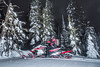 Night shoot with SR Vipers M-TX sleds RLT-7237