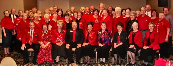 2012-11-06 Go Big Red Banquet (47th GGC - Texas)