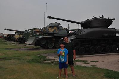 2015-08-22 Heartland Military Museum - Album 1