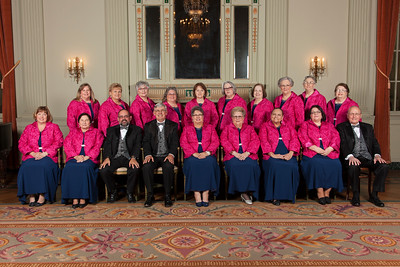 Grand Chapter Portraits & Proceedings Photos