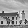 Point Wilson Lighthouse Grounds, Port Townsend, Washington (May 2013)