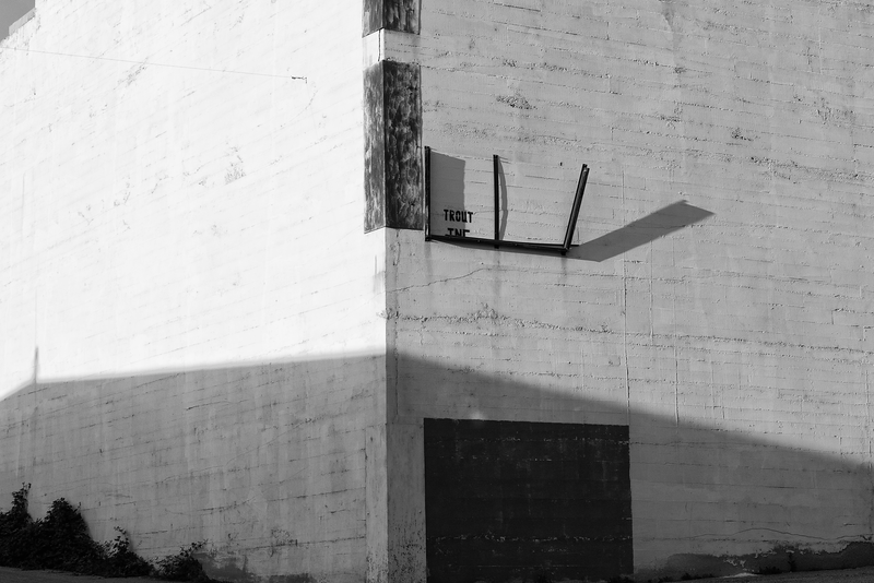 Warehouse -- Manson, Washington (August 2010)