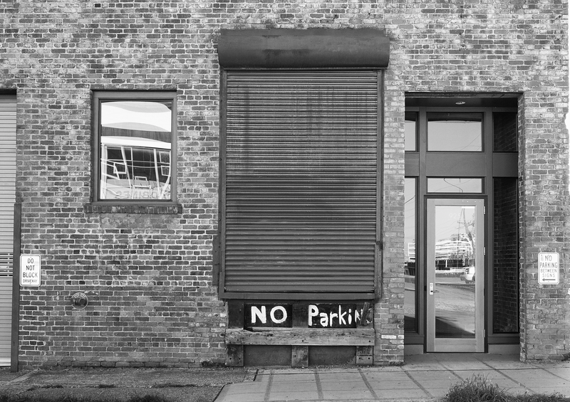 No Parking -- Seattle (October 2010)