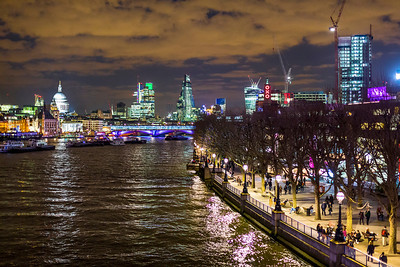 London Winter 2014
