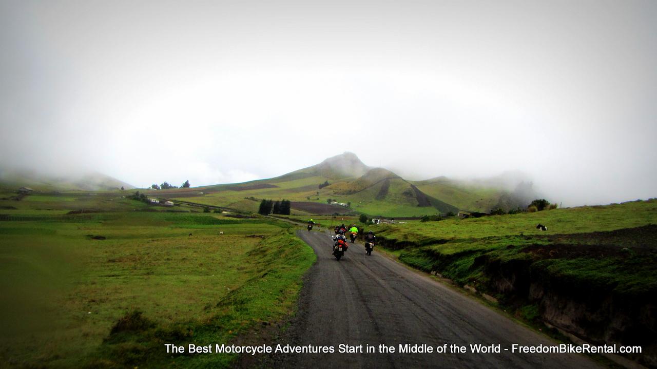 OFFROAD Ecuador ADVenture January 2016