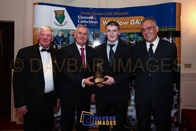 Garden County GAA Awards 2011