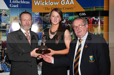 Garden County GAA Awards 2013