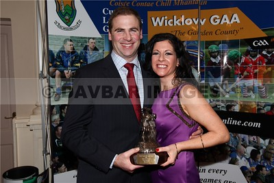 Garden County GAA Awards 2014