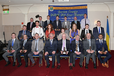 Garden County GAA Awards 2015