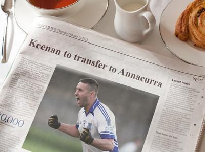 Aughrim Transfer