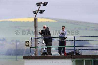 Billy Winders & assistant Adam Wynne (Sky Sports)