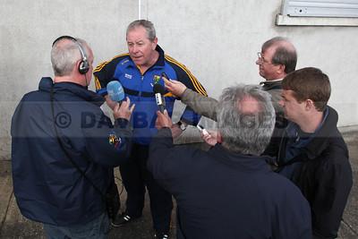 Media interview Harry Murphy in Aughrim