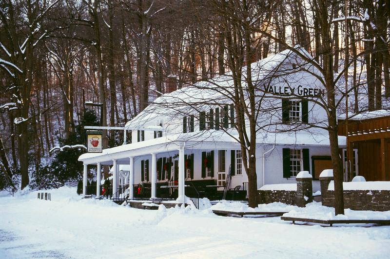 The Valley Green inn, Philadelphia Pennsylvania