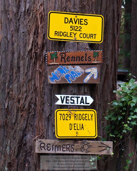 Odd Fellows Signs #5