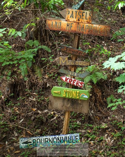 Odd Fellows Signs #4