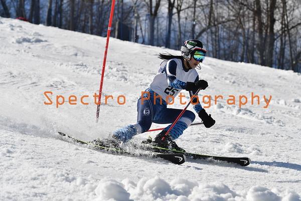 Level I Slalom Girls